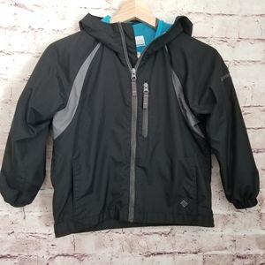 Child Columbia wind breaker